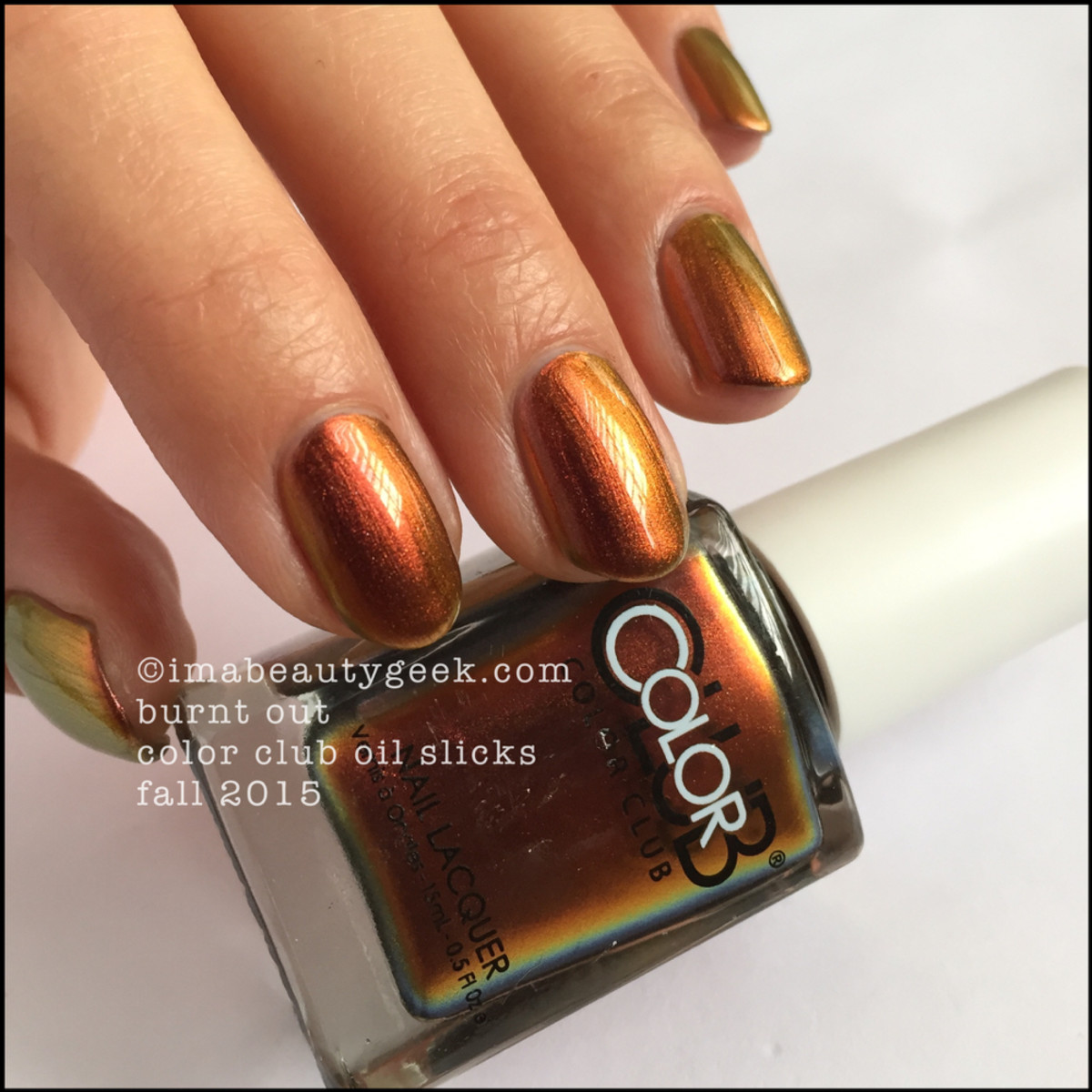 Color Club Oil Slicks_Color Club Burnt Out_3