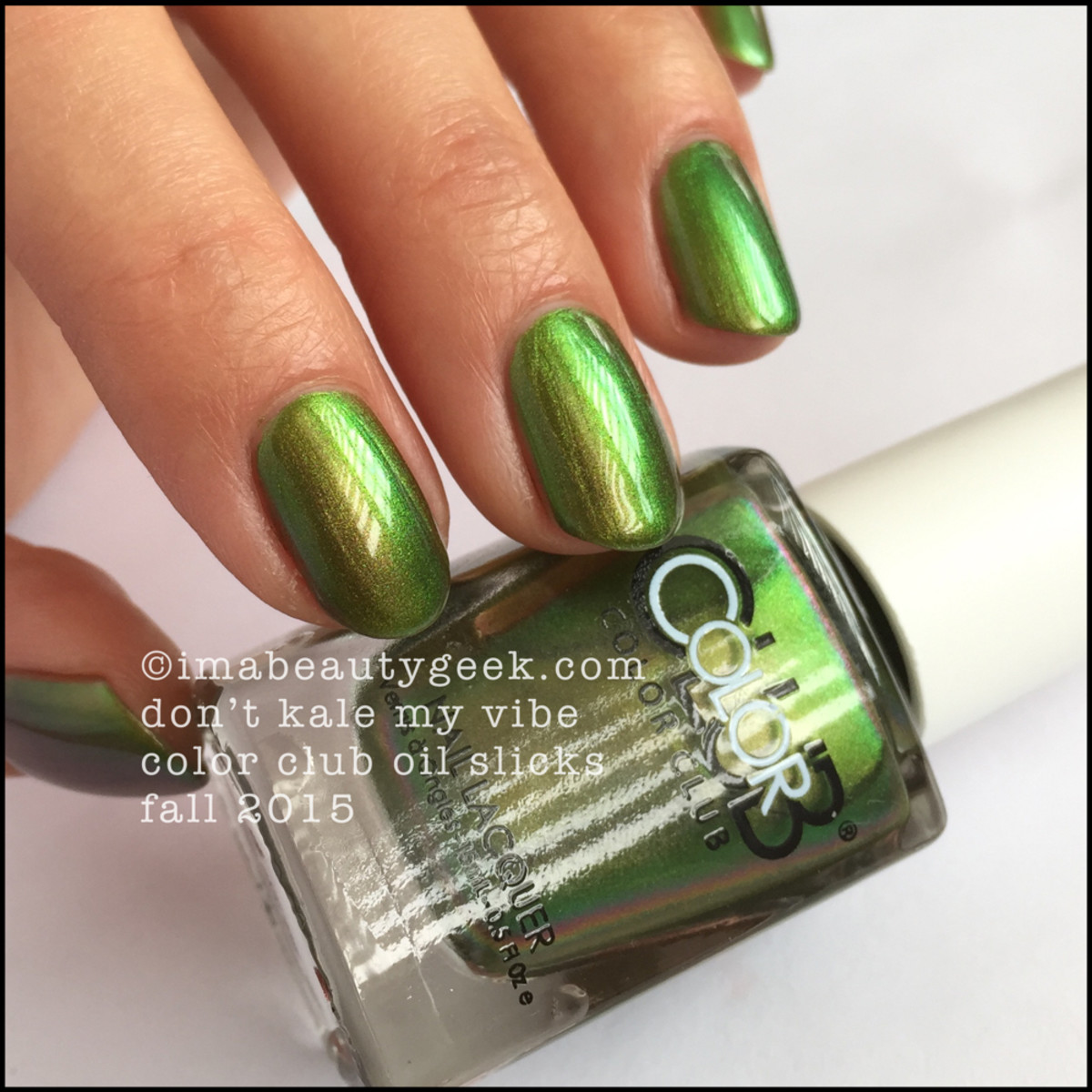 Color Club Oil Slicks Collection_Color Club Dont Kale My Vibe_2