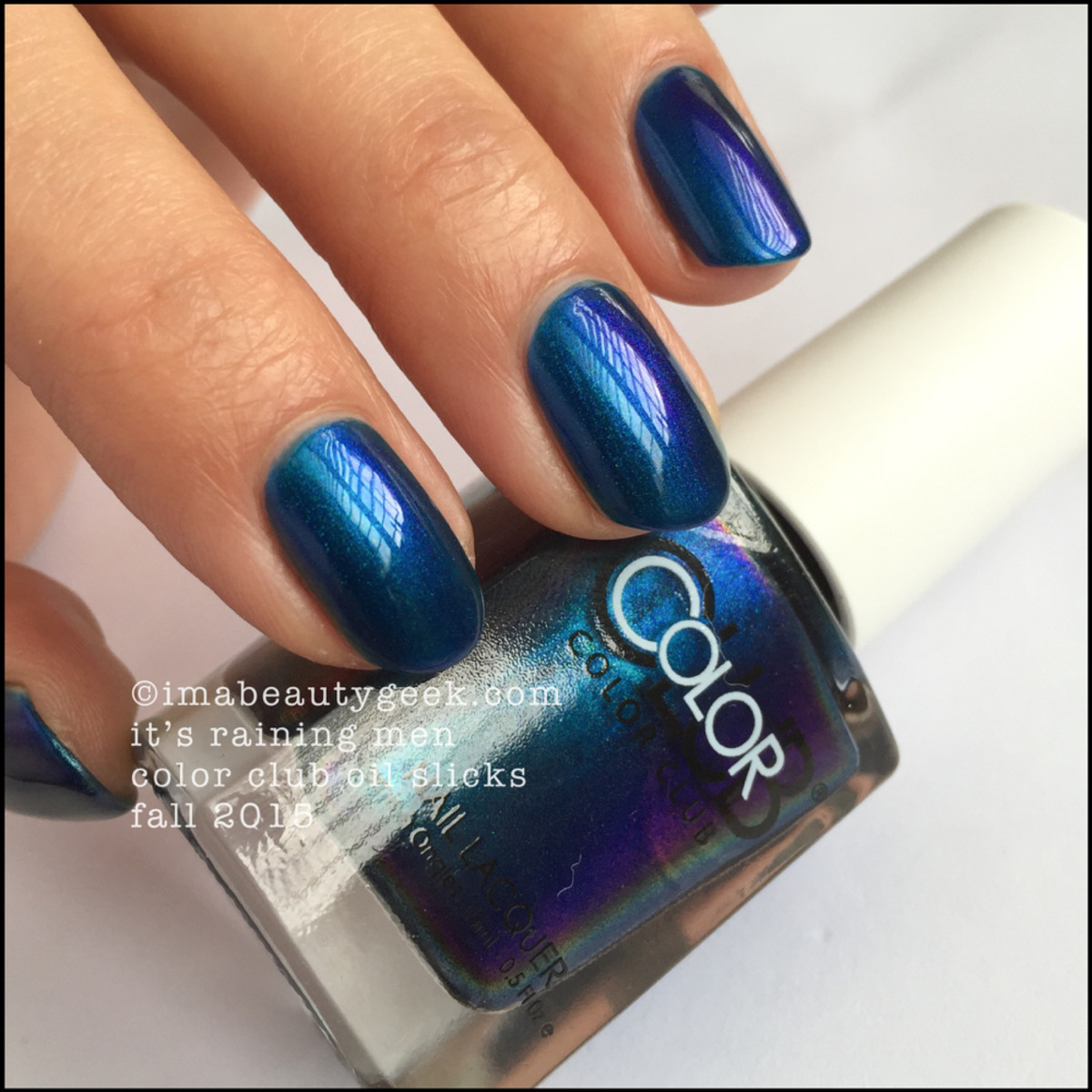 Color Club Oil Slicks Collection _Its Raining Men Swatches_1