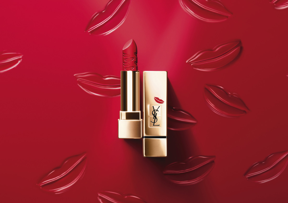 YSL holiday 2015 Kiss & Love lipstick