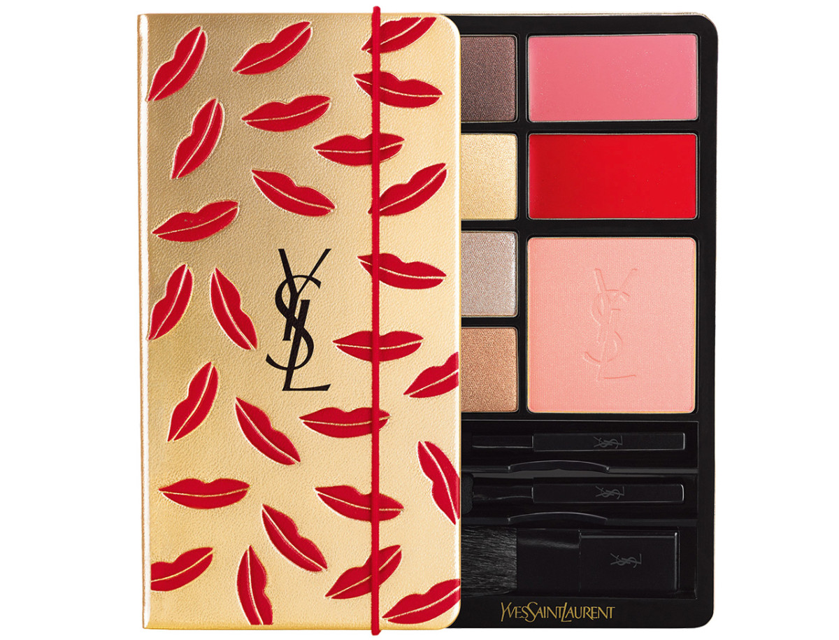 YSl Kiss & Love palette
