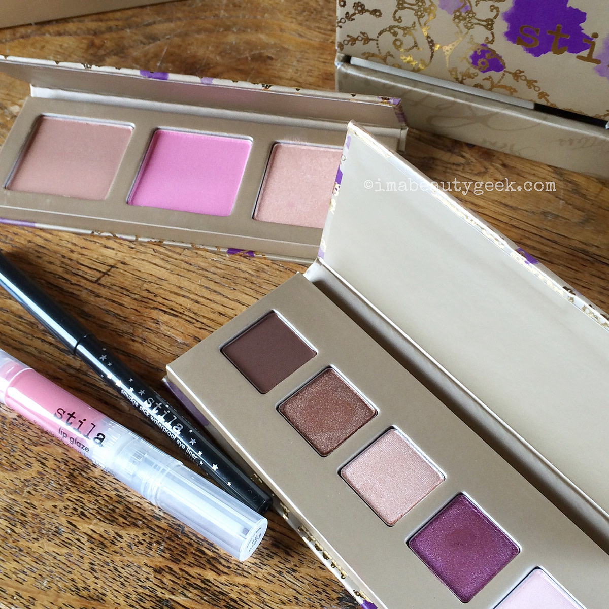 stila holiday 2015_sending my love gift set contents