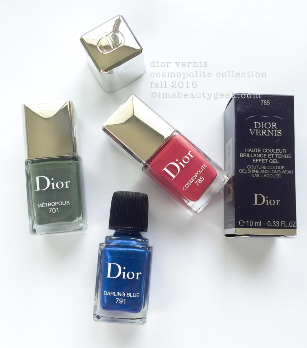 Dior Cosmopolite Fall 2015 Le Vernis Nail Polish_H2