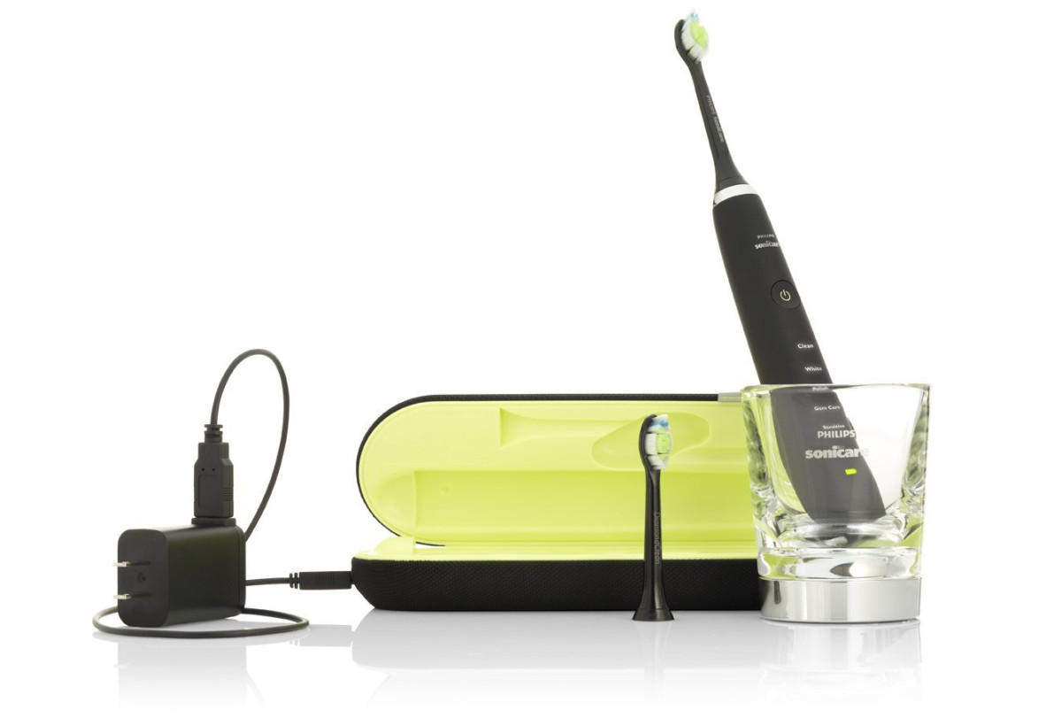 Philips Sonicare Diamondclean Black power toothbrush