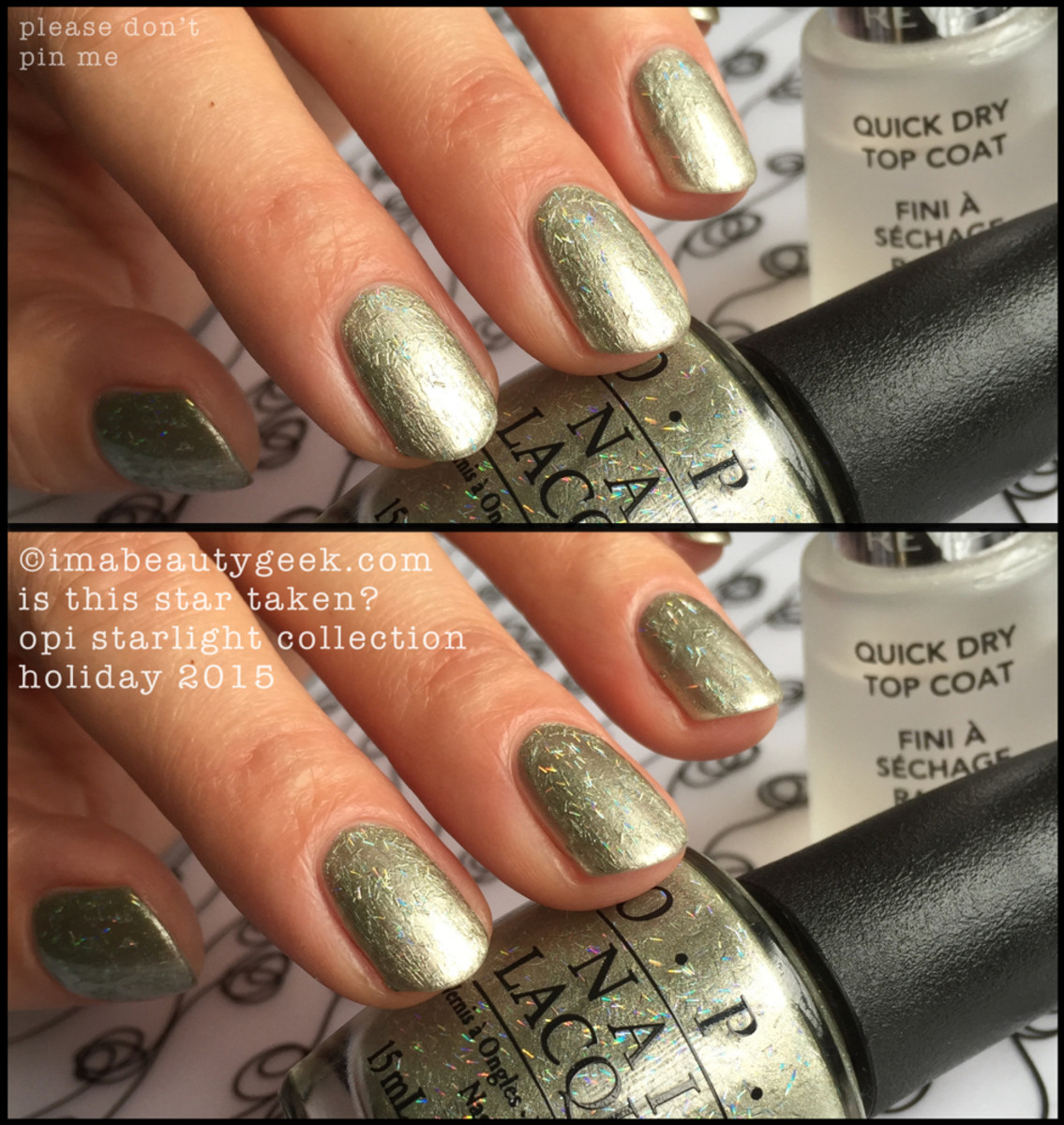 OPI Is This Star Taken?_OPI Starlight Swatches Holiday 2015