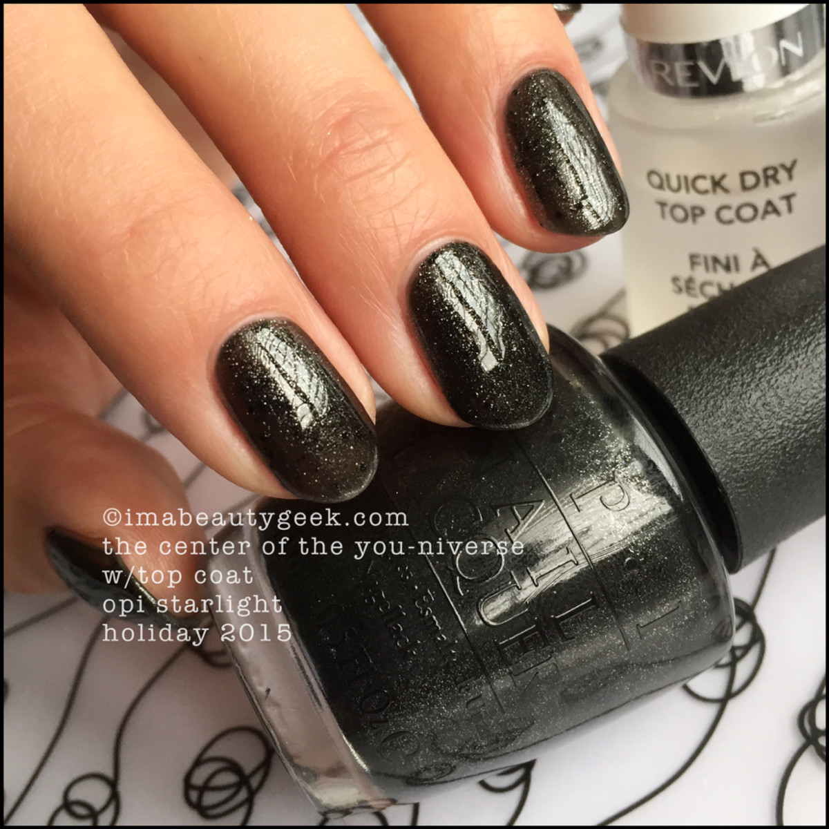 OPI The Center of the Youniverse_OPI Starlight Swatches 2015