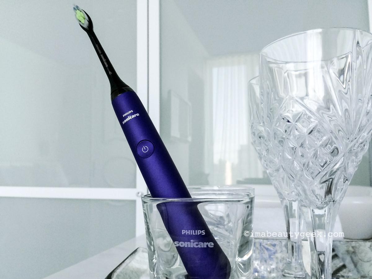 Philips Sonicare Diamondclean Amethyst