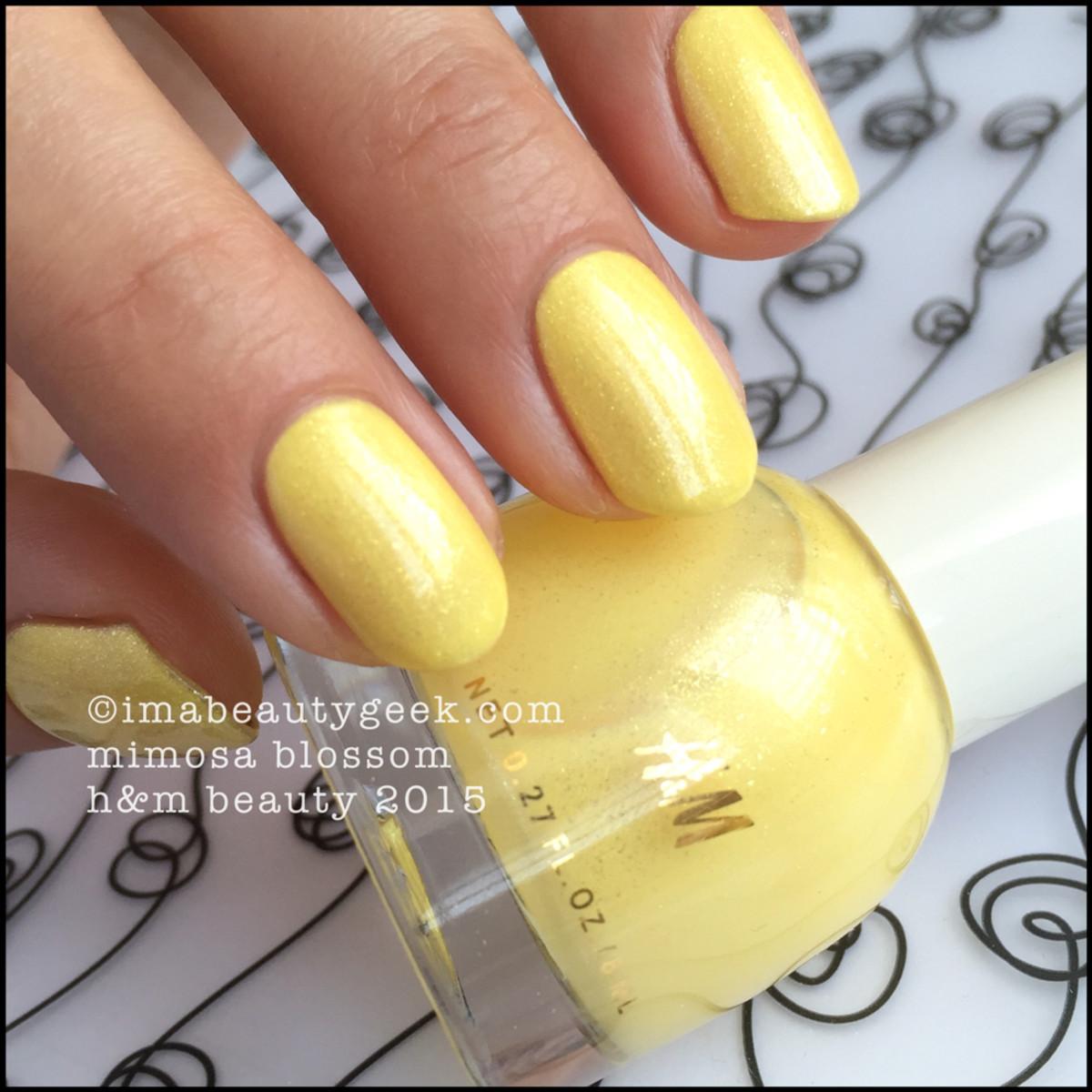 HM Nail Polish_HM Mimosa Blossom