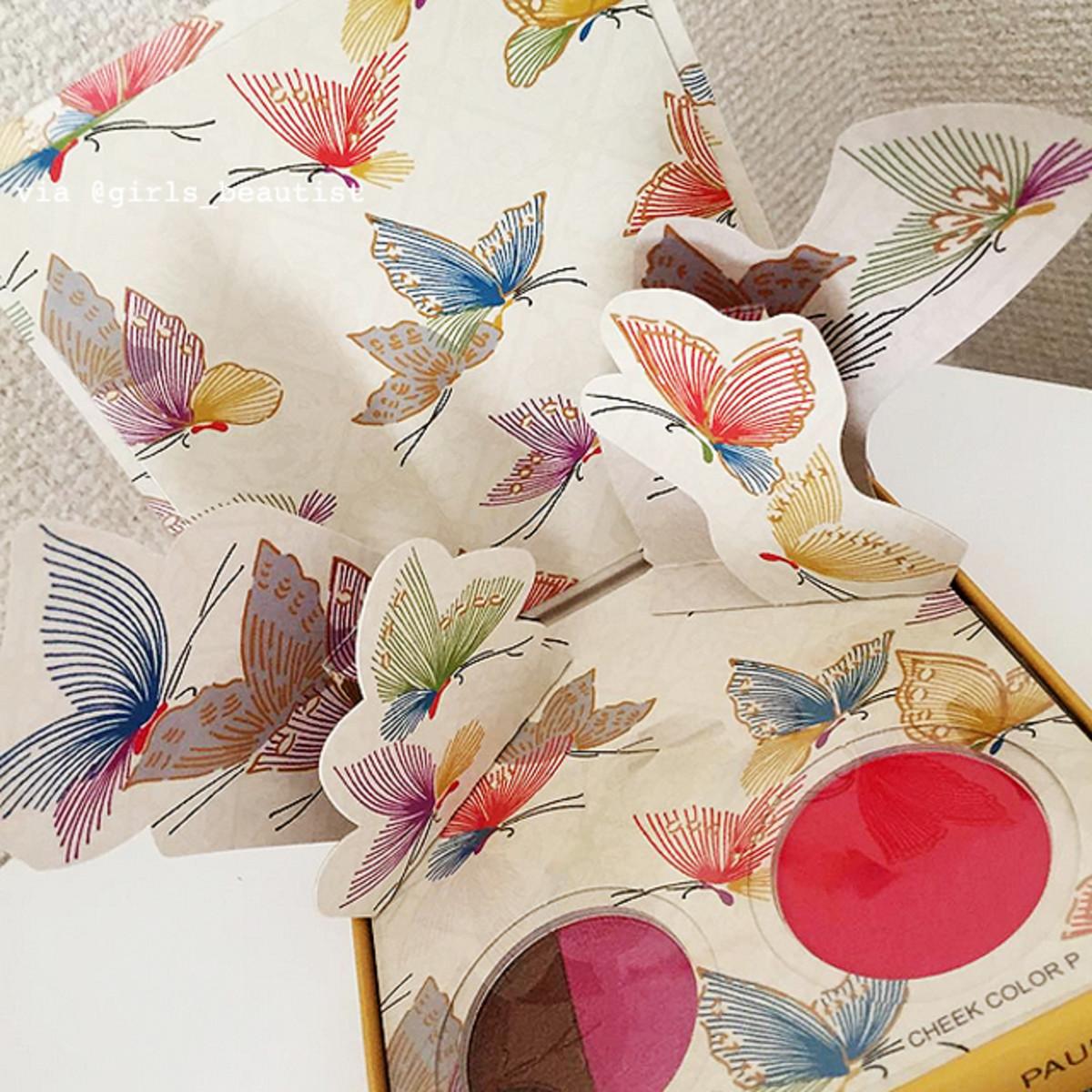 Paul & Joe Beauté Spring 2016_Papillons de Printemps