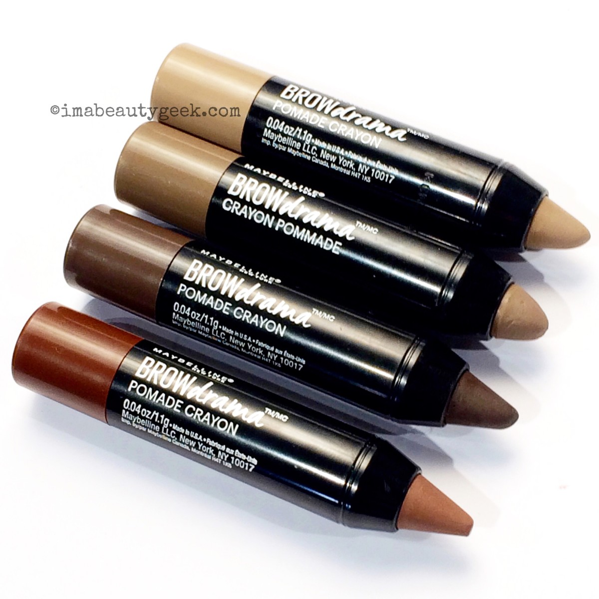 Maybelline Eyebrow Pencils Photo Album - Mezza