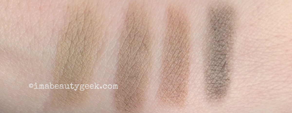 maybelline brow drama pomade crayon swatches