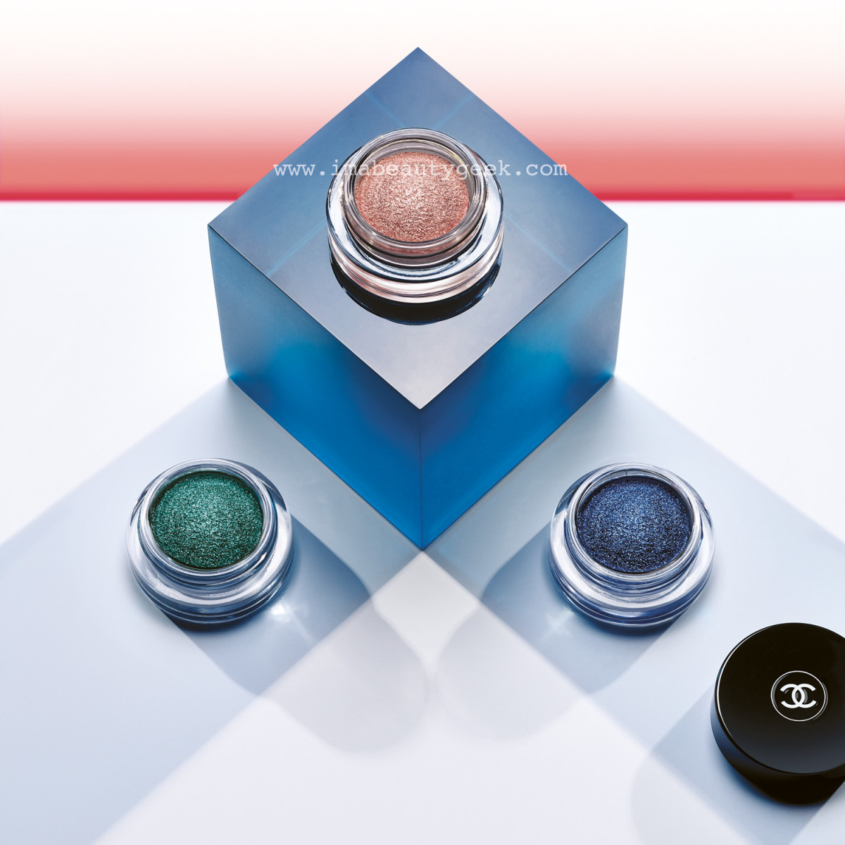Chanel Spring 2015 LA Sunrise: Stylo Yeux Waterproof in Moonlight Pink, Ocean Light and Griffith Green