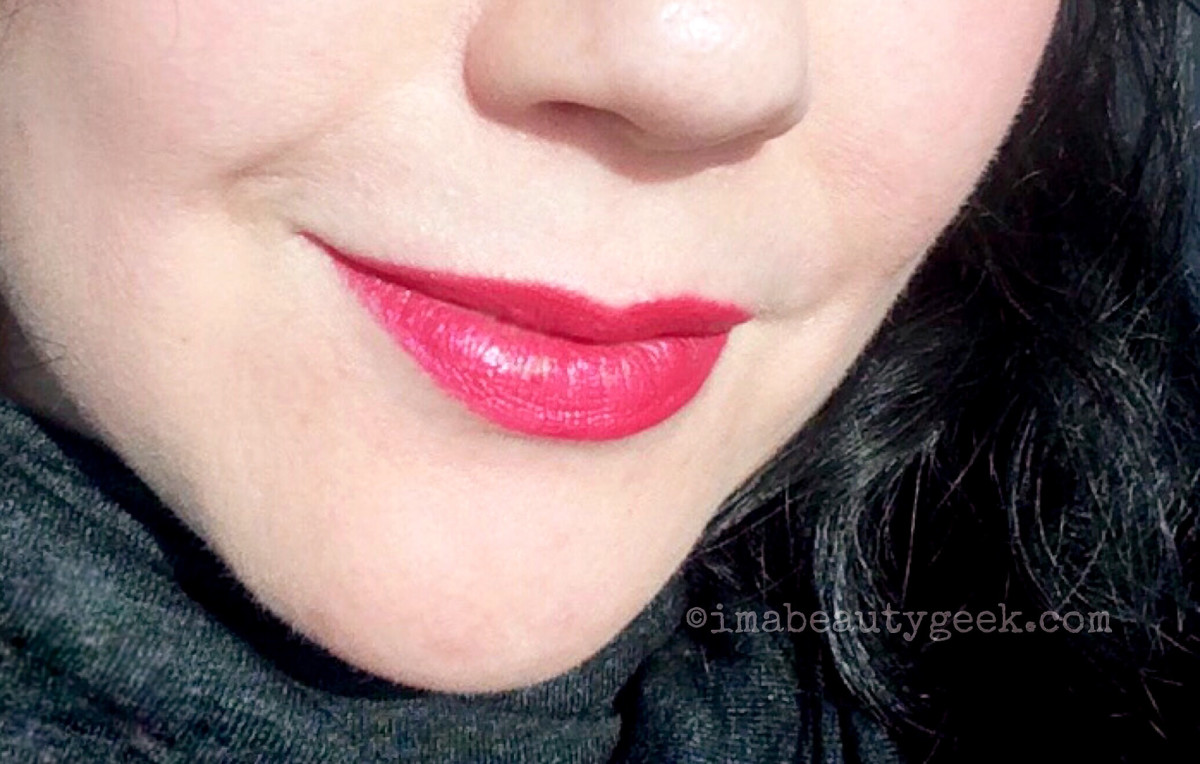 Covergirl Outlast All-Day Custom Reds 850 Extraordinary Fuchsia