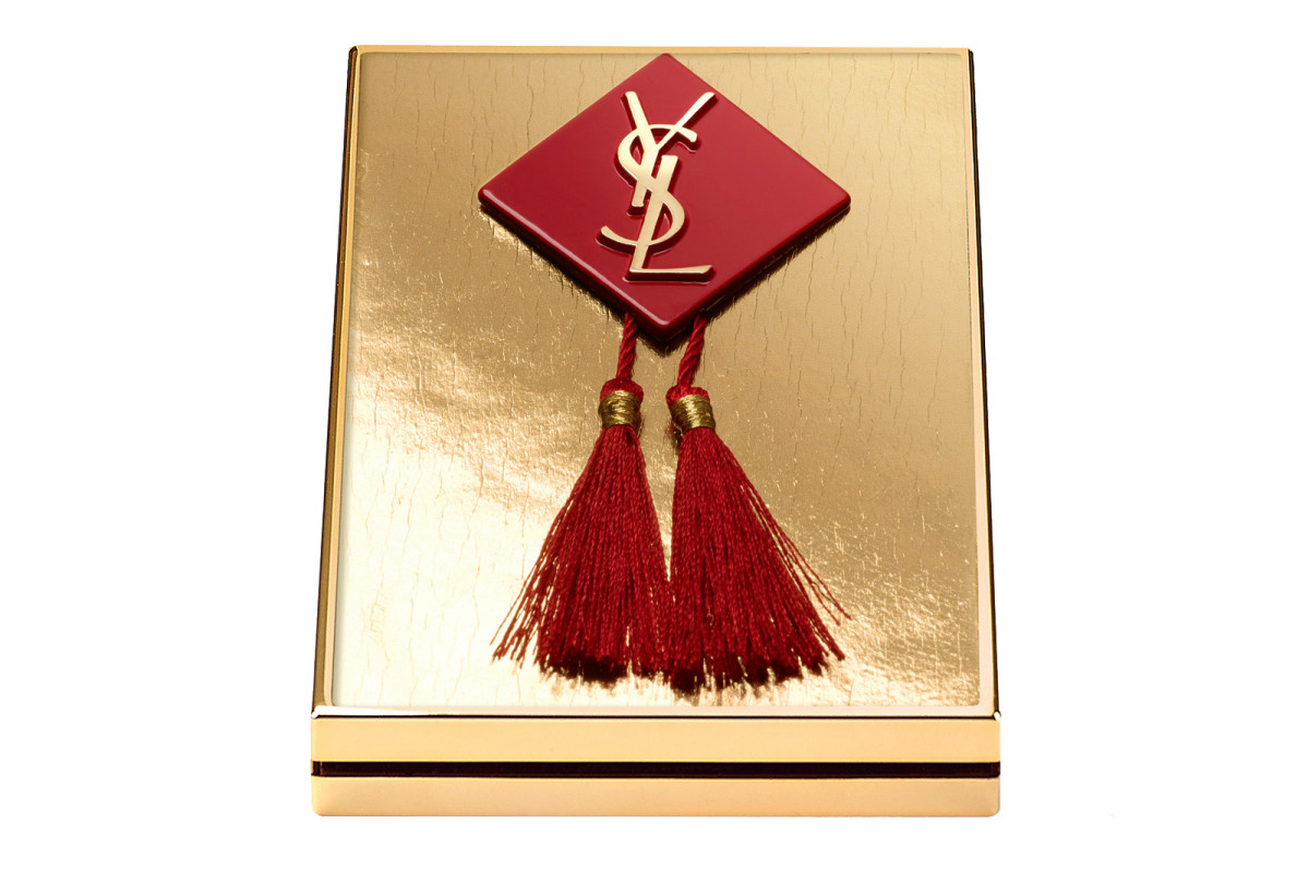 YSL 2017 Chinese New Year palette