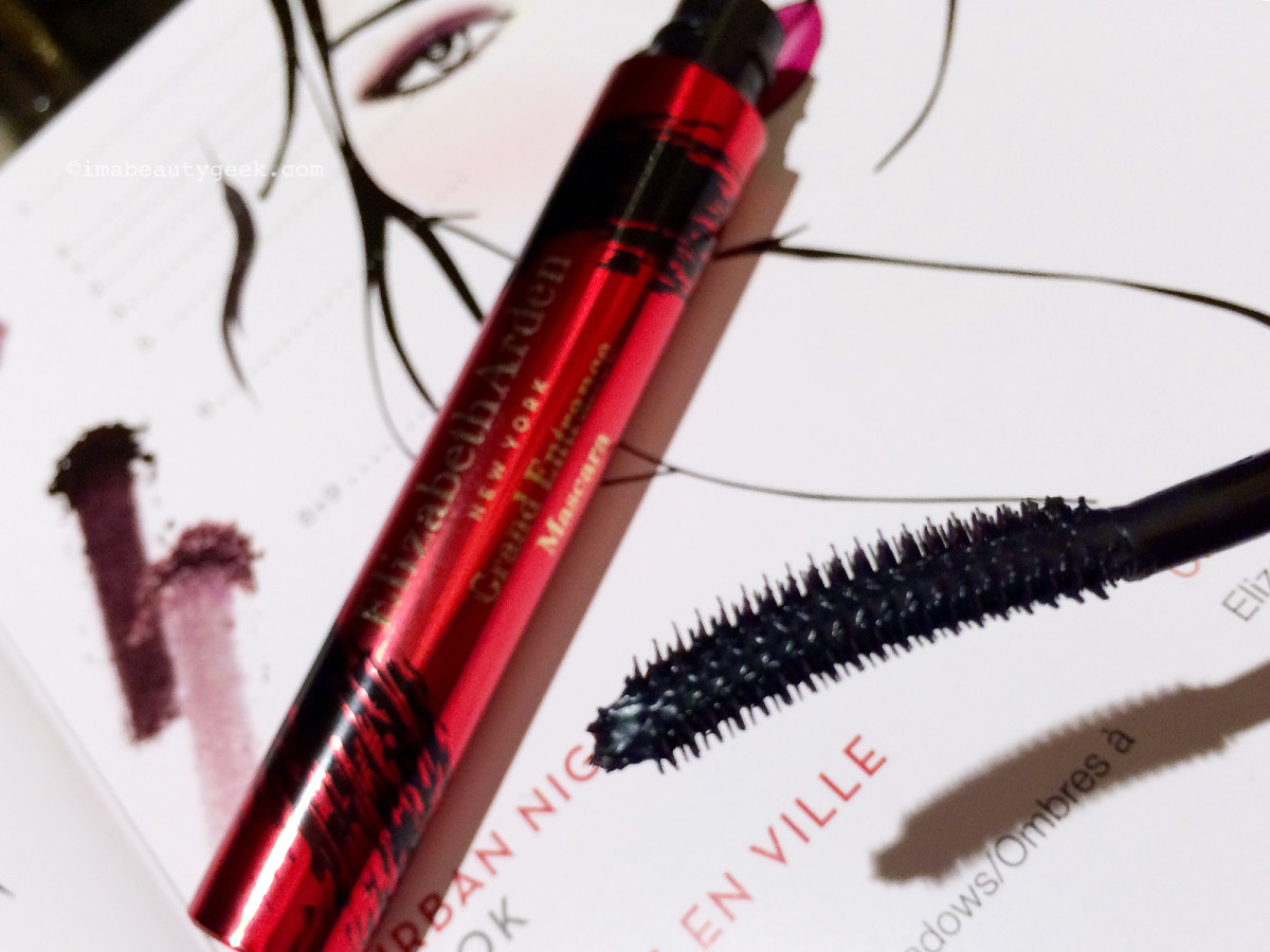 Elizabeth Arden Bright Lights, Big City collection Grand Entrance Mascara