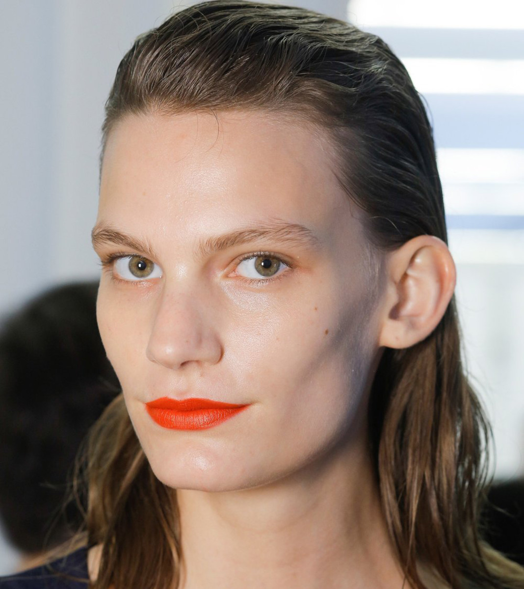 Jason Wu, winter 2017 beauty