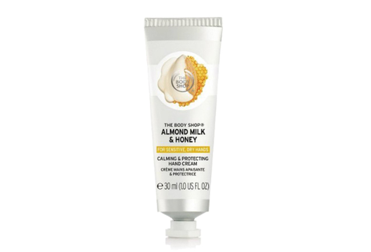 The Body Shop Almond Milk & Honey Hand Cream