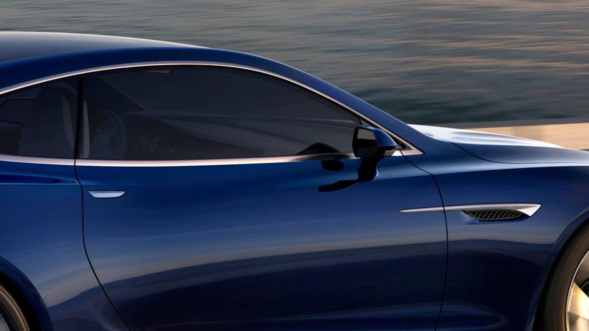 Buick Avista x Zoya Avista Blue