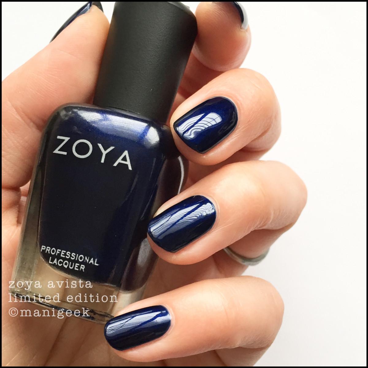 Zoya Avista Blue