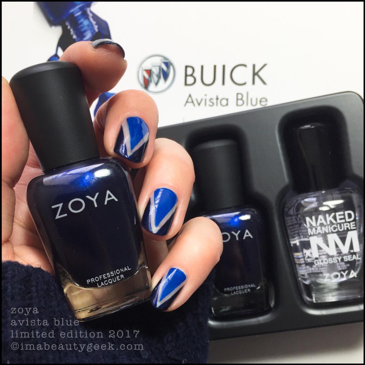 Zoya Avista Blue_BuickStyle Concept Car