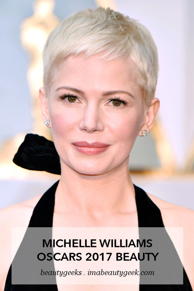 Michelle Williams just gets more beautiful every year.