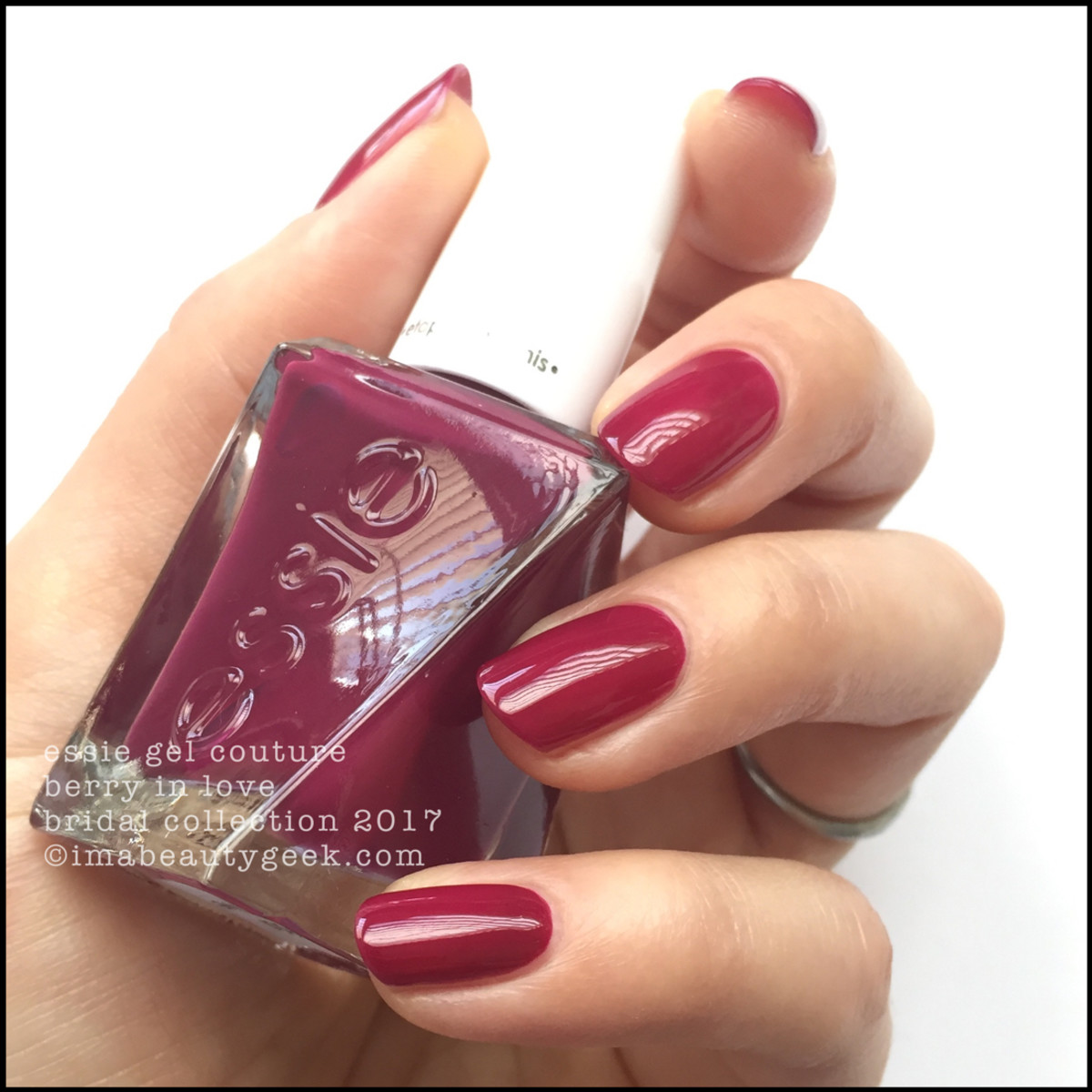 Essie Bridal 2017_Essie Berry In Love