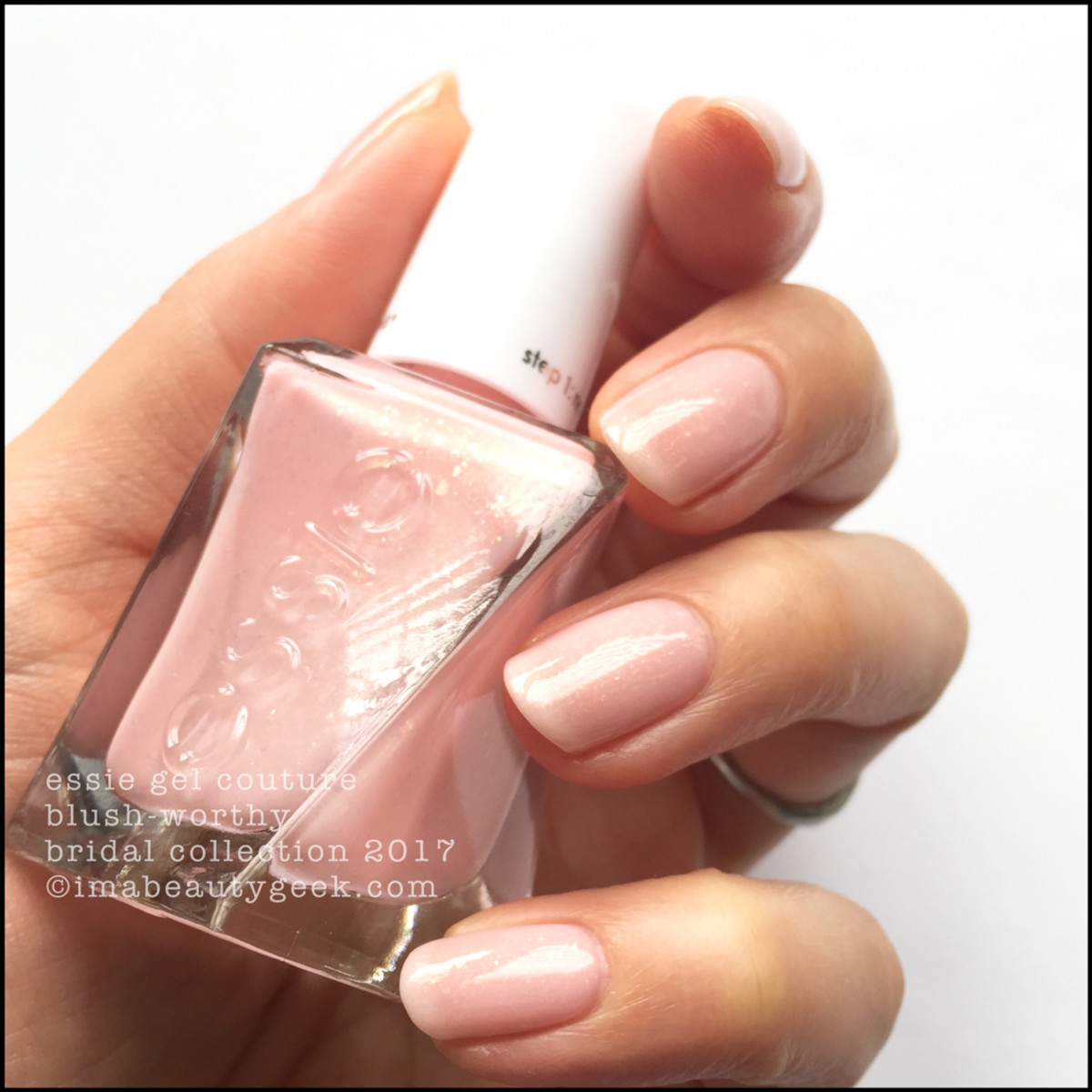 Essie Bridal 2017_Essie Blush Worthy