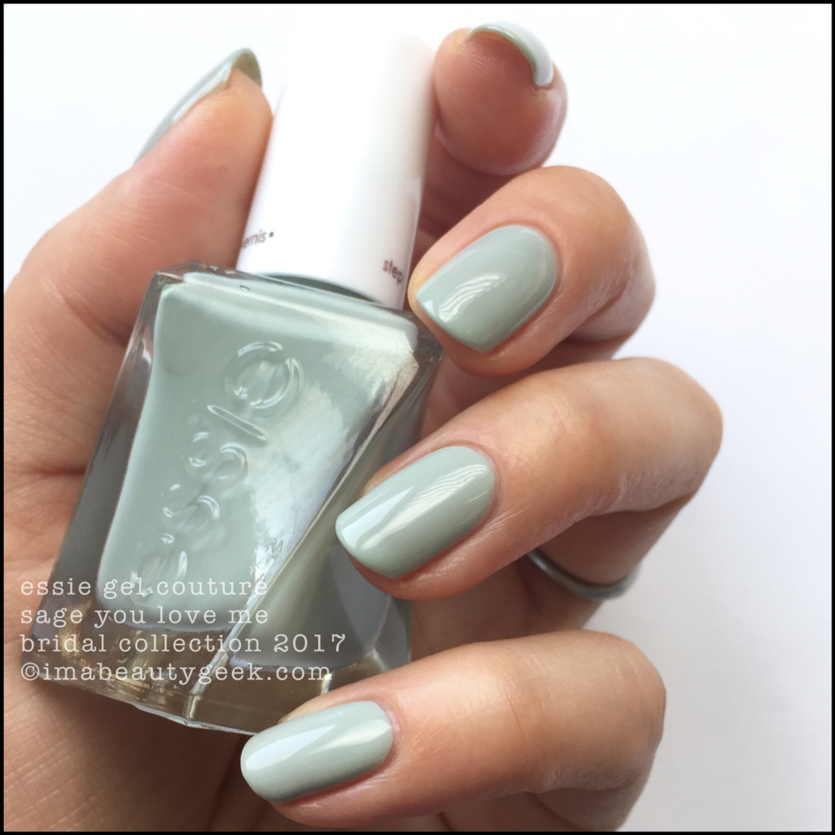 Essie Bridal 2017_Essie Sage You Love Me