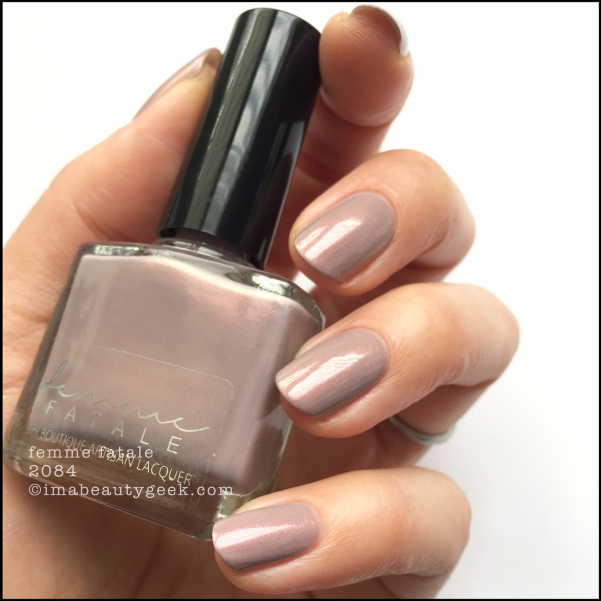 Femme Fatale 2084 Nail Polish Swatches Review_1