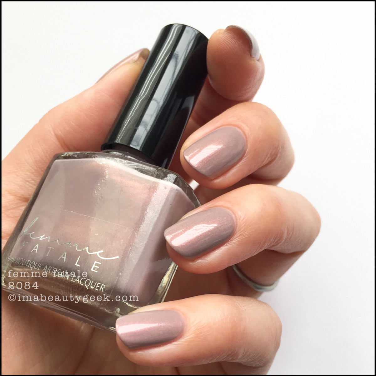 Femme Fatale Nail Polish Swatches Review_2
