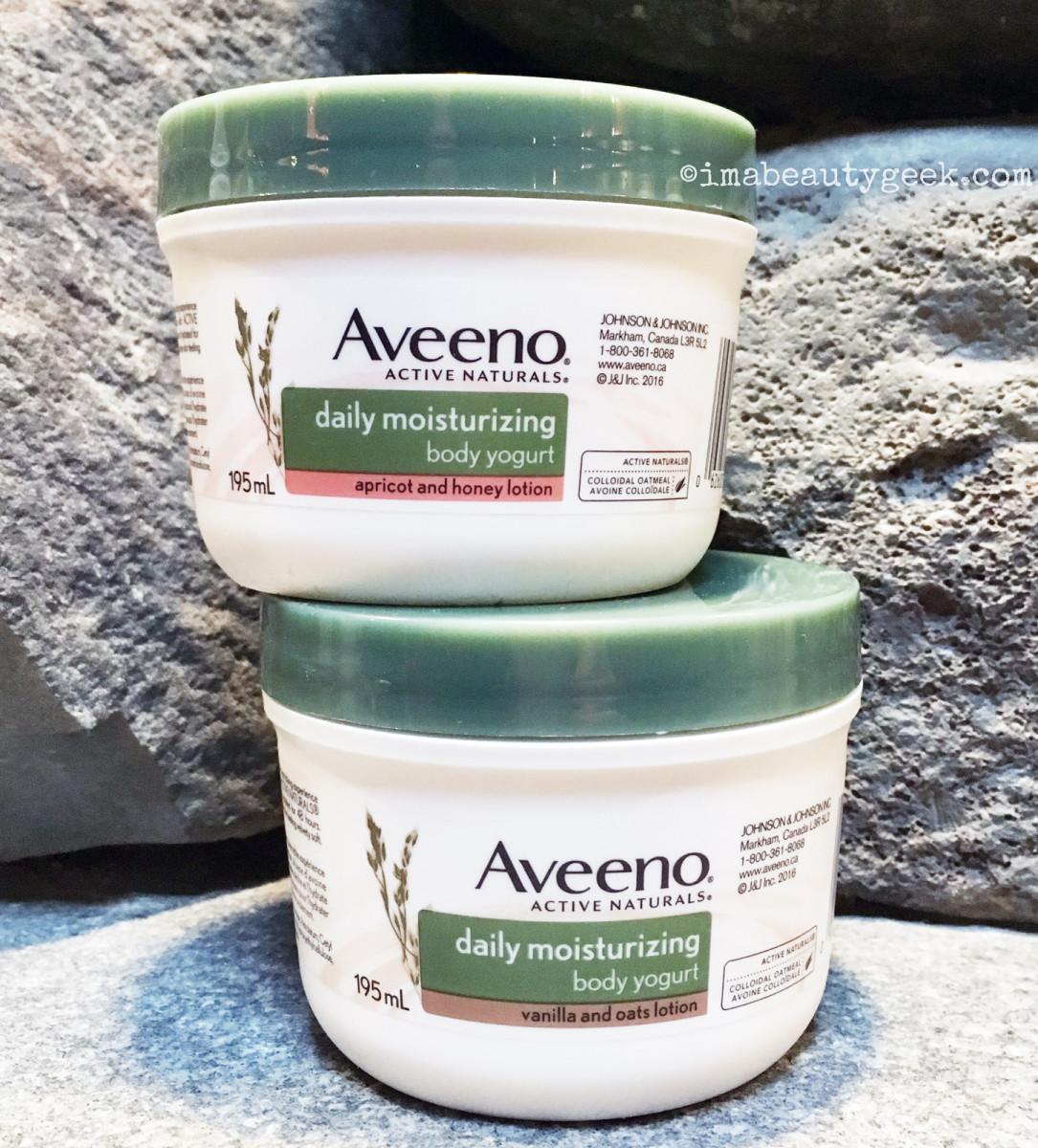 Aveeno Daily Moisturizing Body Yogurt Beautygeeks Acnes Natural Care Face Wash