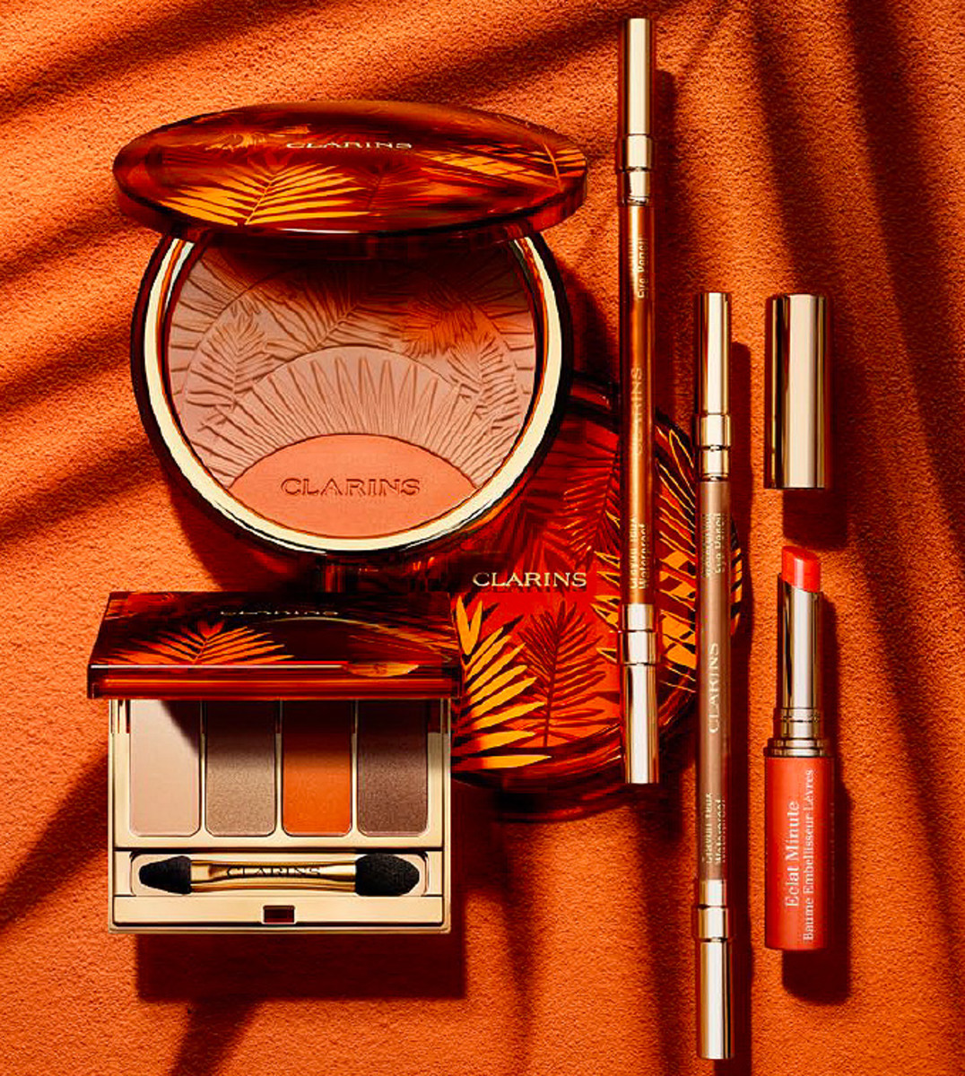 Clarins Sunkissed Summer 2017 makeup collection (limited edition)