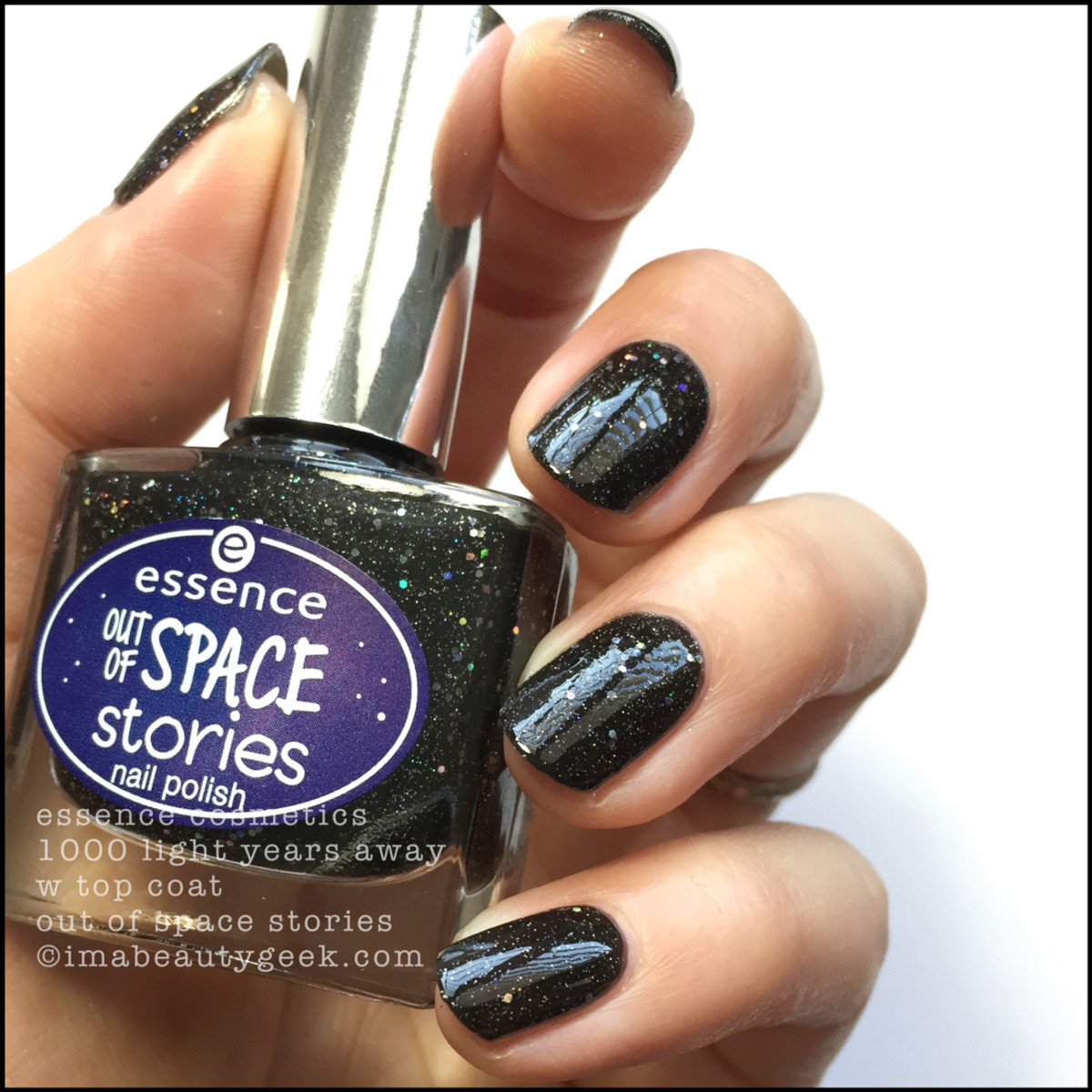 Essence 1000 Light Years Away Nail Polish Swatches 2