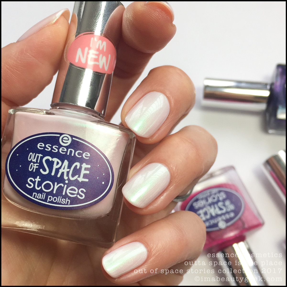 Essence Outta Space Is The Place Nail Polish Swatches