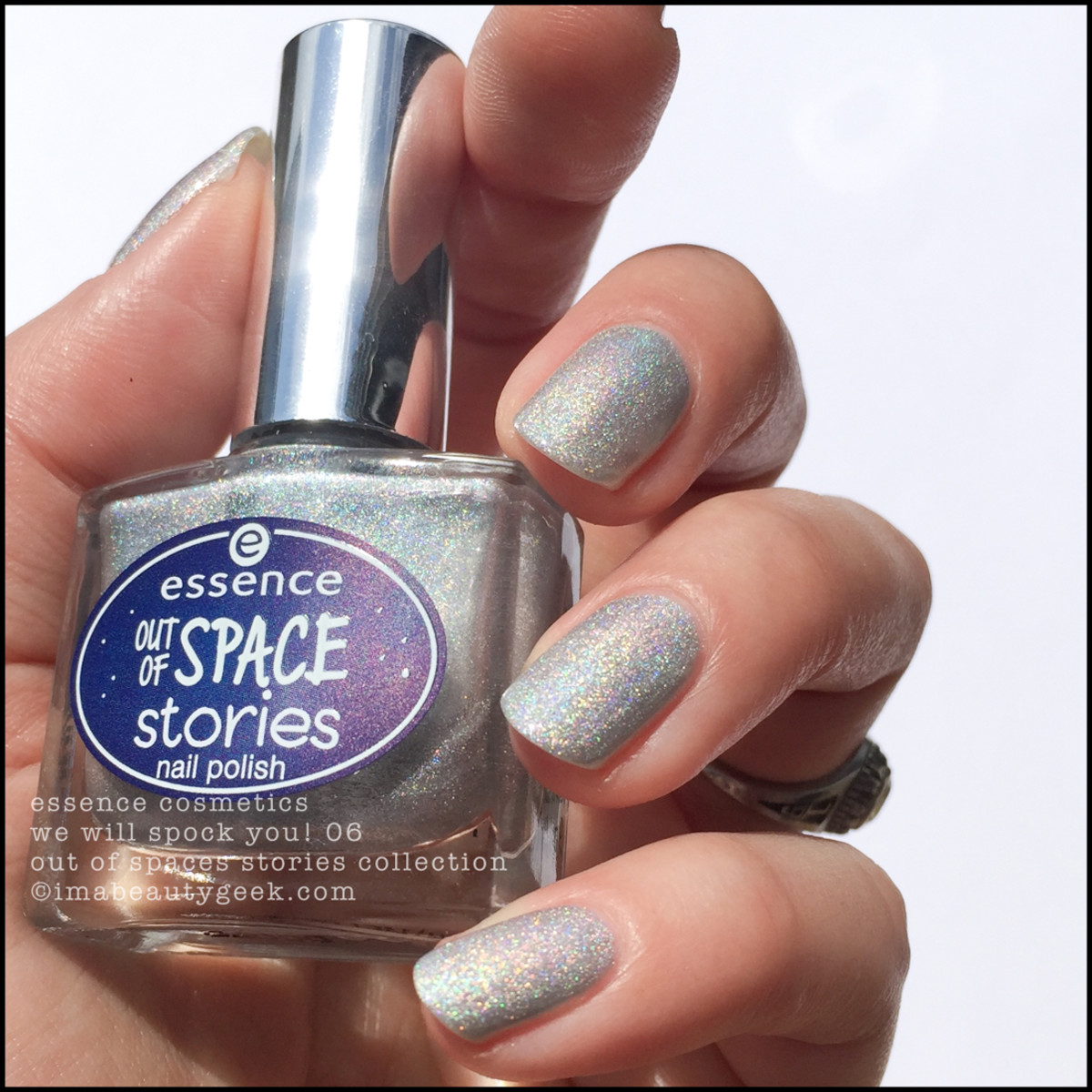 Essence We Will Spock You Nail Polish Swatches