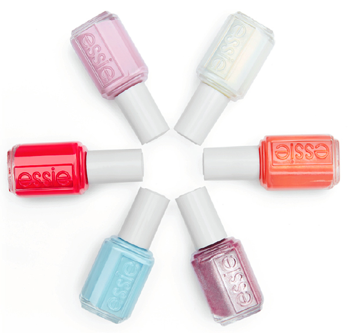 Essie Summer 2017 nail polish collection