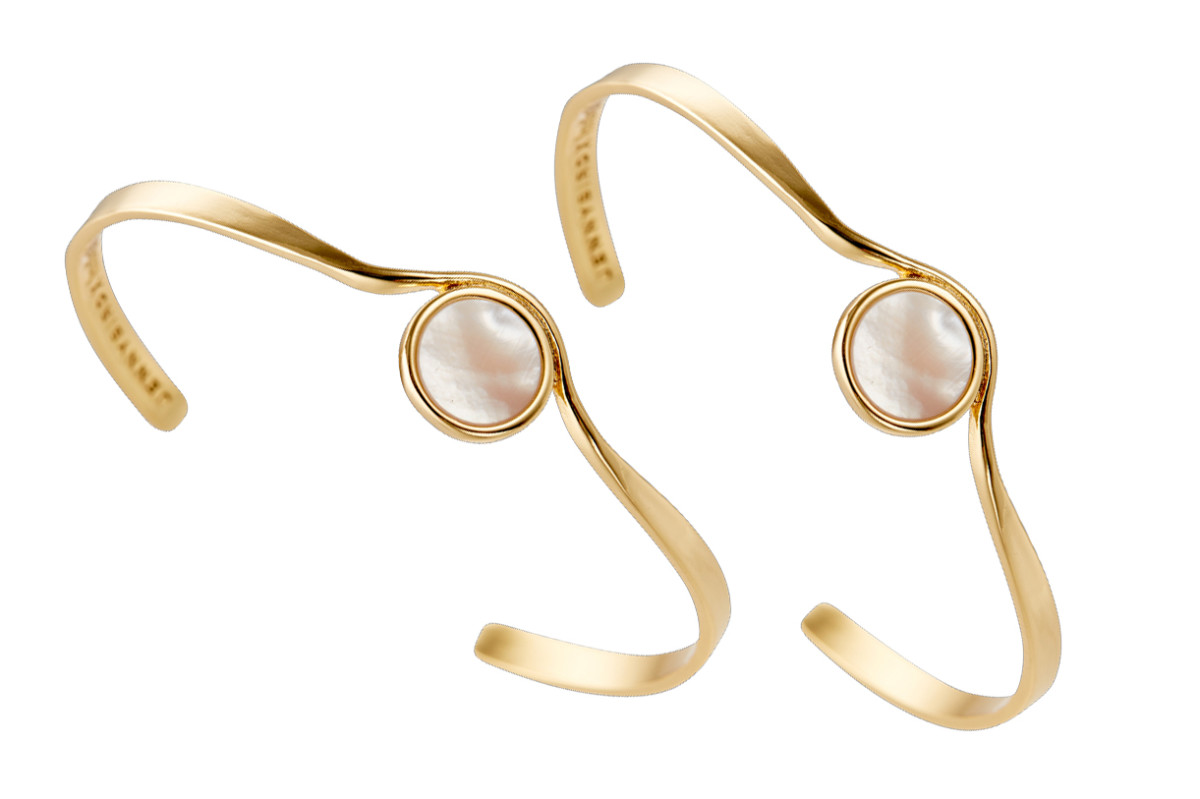 Jenny Bird x Indigo Collection Moonbeam Cuffs