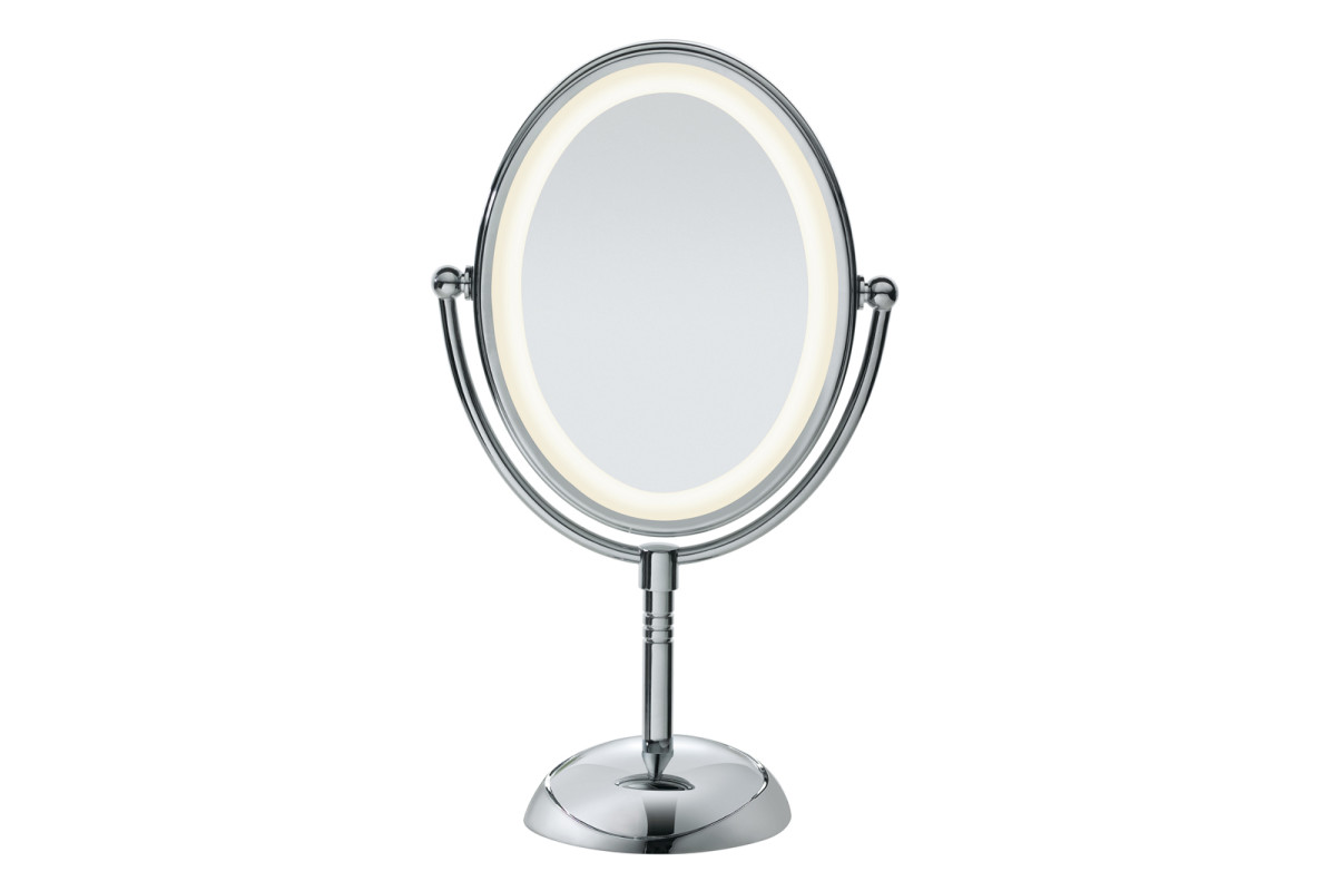 Conair Reflections LED Lighted Vanity Mirror (or Beside-the-Coffee-Machine Mirror)