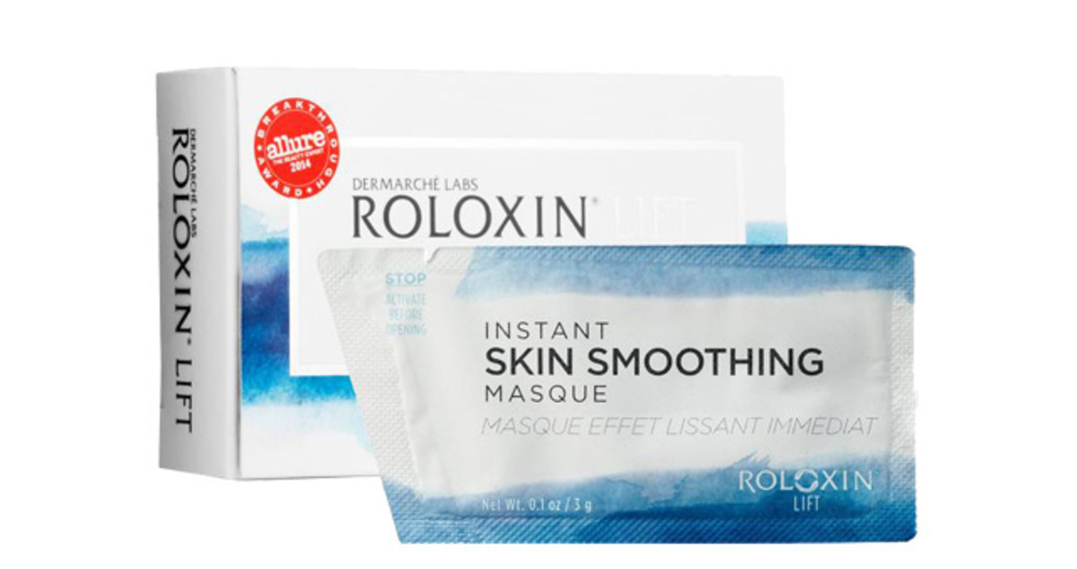Dermarche Labs Roloxin Lift Instant Skin Smoothing Mask