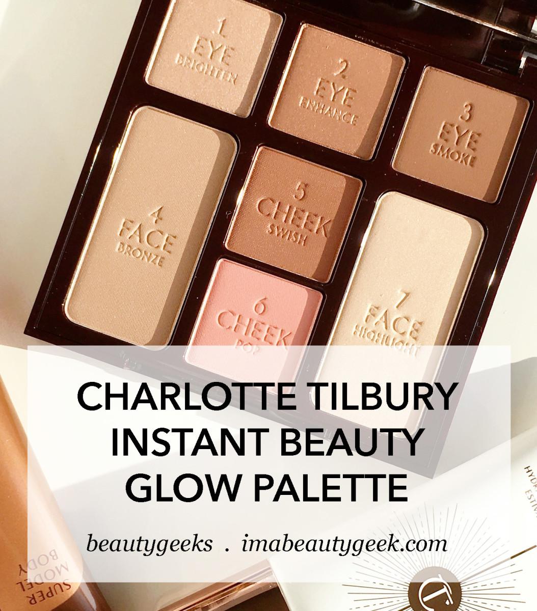 Charlotte Tilbury Instant Beauty Glow Palette (2017)