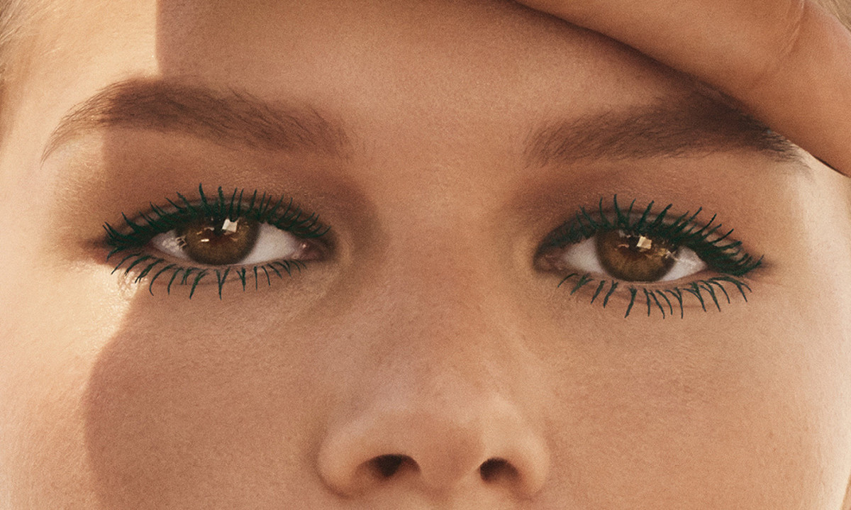 Chanel Inimitable Waterproof Mascara in Vert Profond