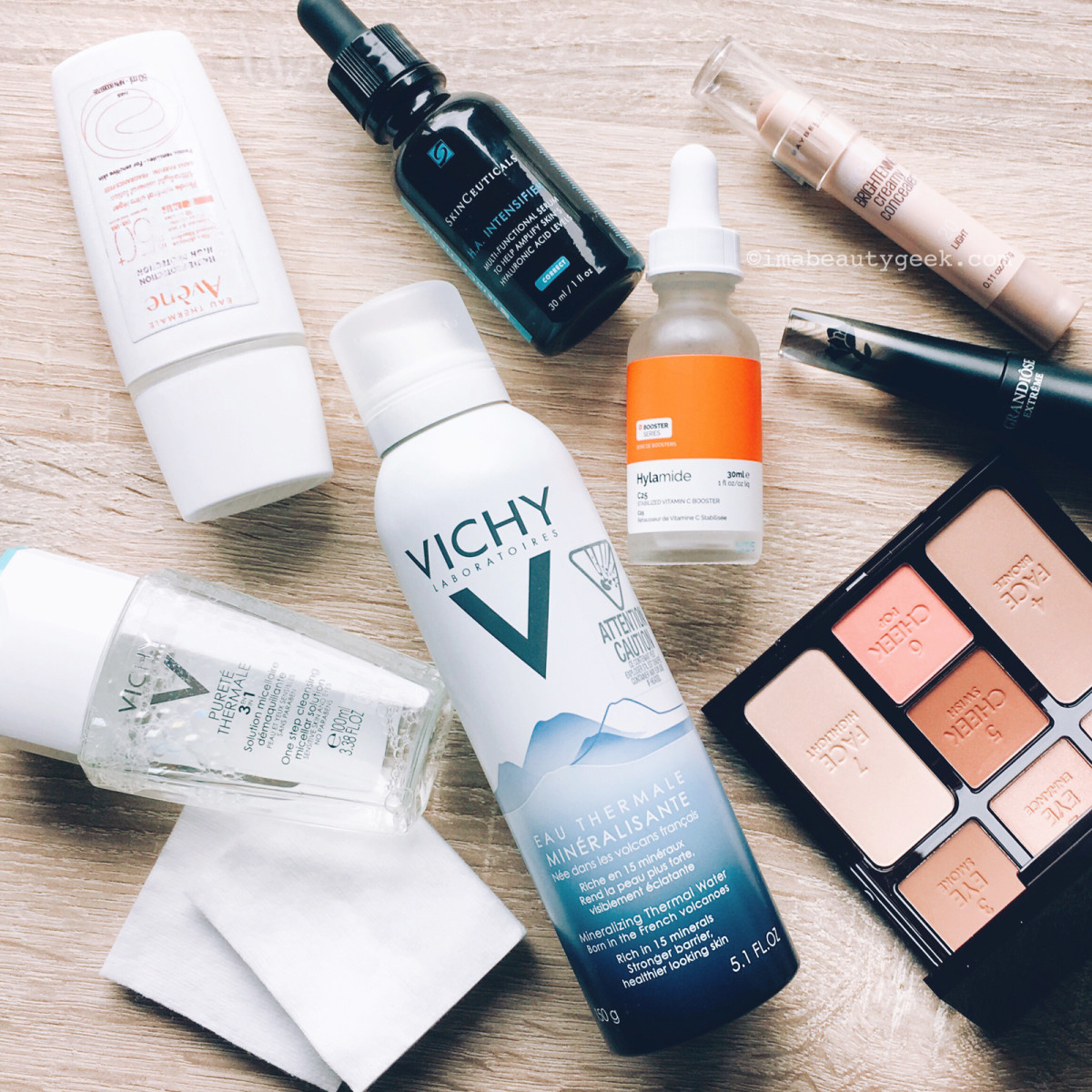 Weekend Away Beauty – when only minutes to pack