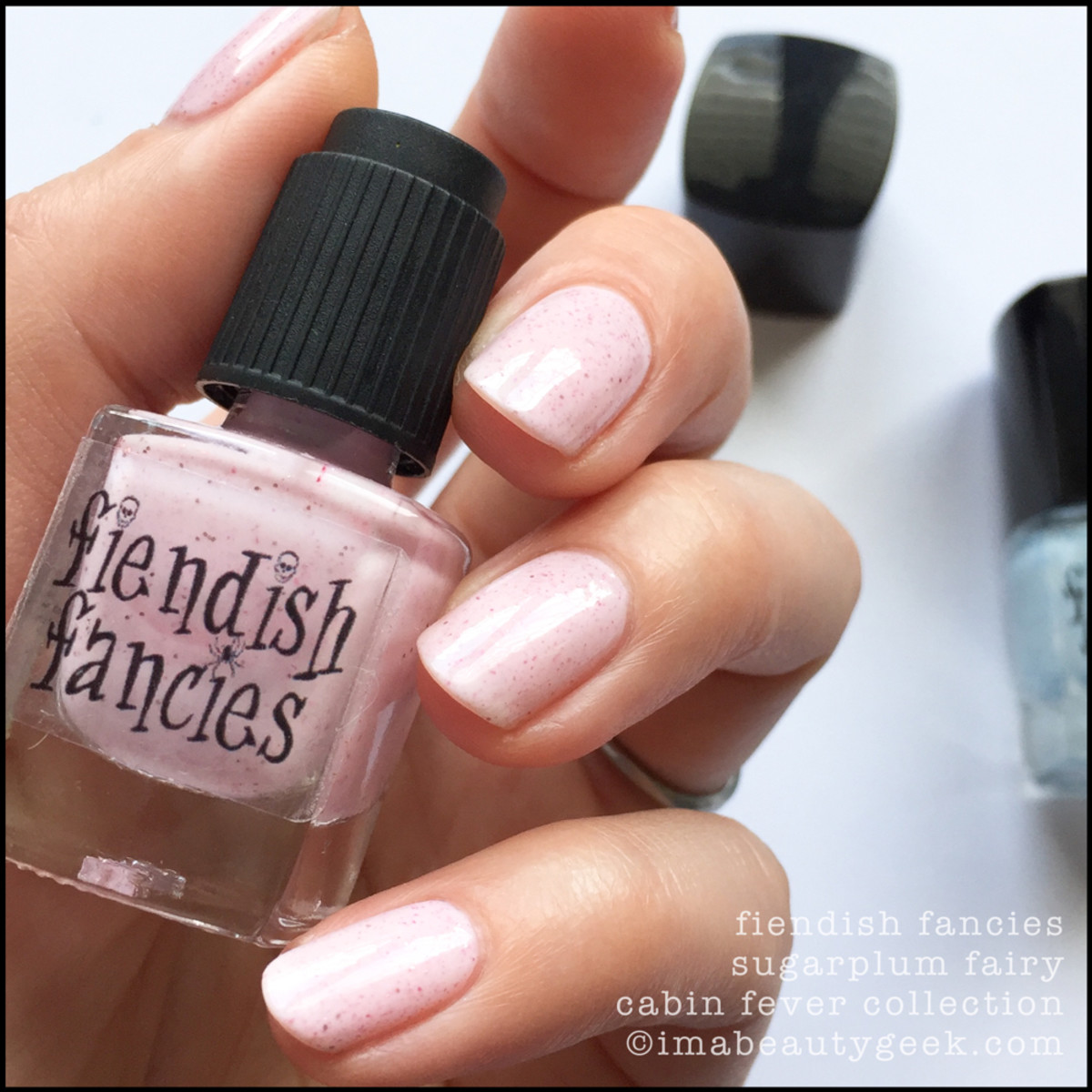 Fiendish Fancies Sugarplum Fairy_Fiendish Fancies Cabin Fever Collection Swatches