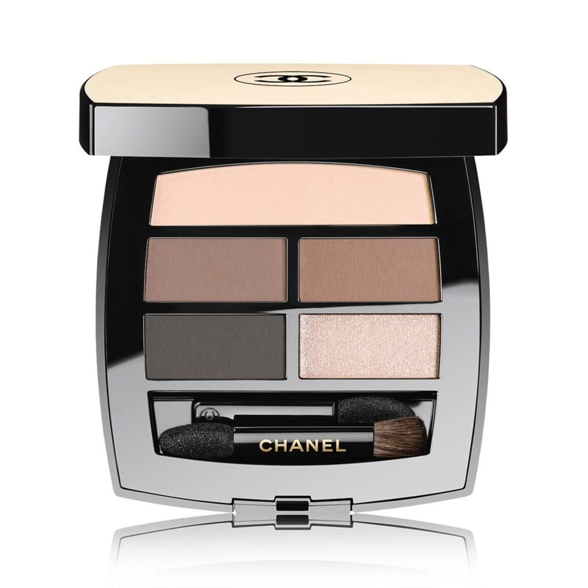 Chanel Les Beiges Healthy Glow Natural Eyeshadow Palette: launching in North America in July 2017