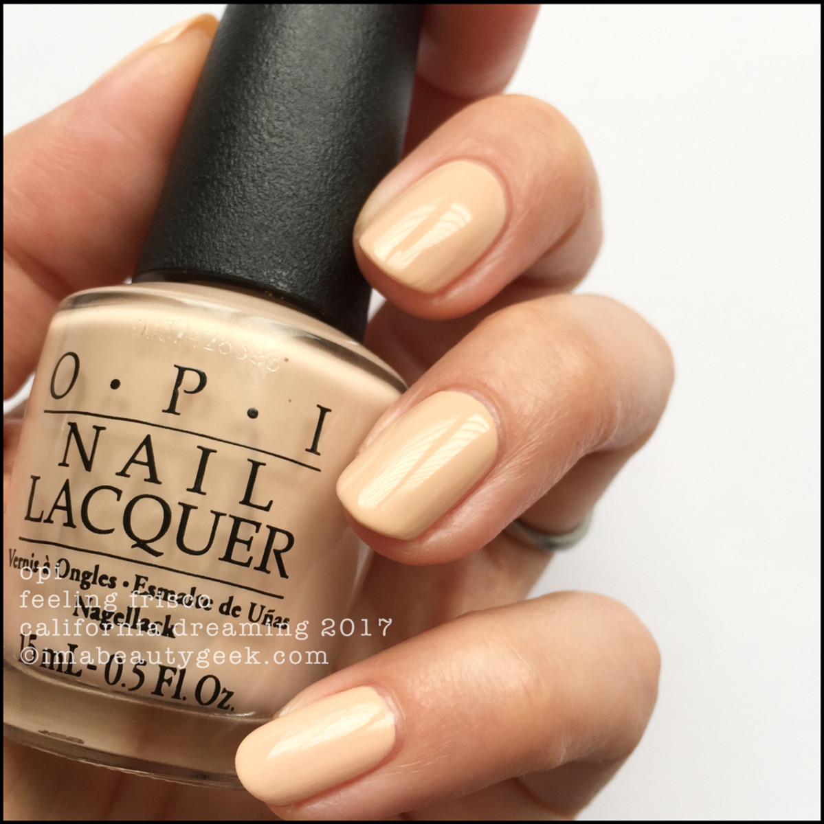 OPI Feeling Frisco _ OPI California Dreaming Collection Swatches 2017