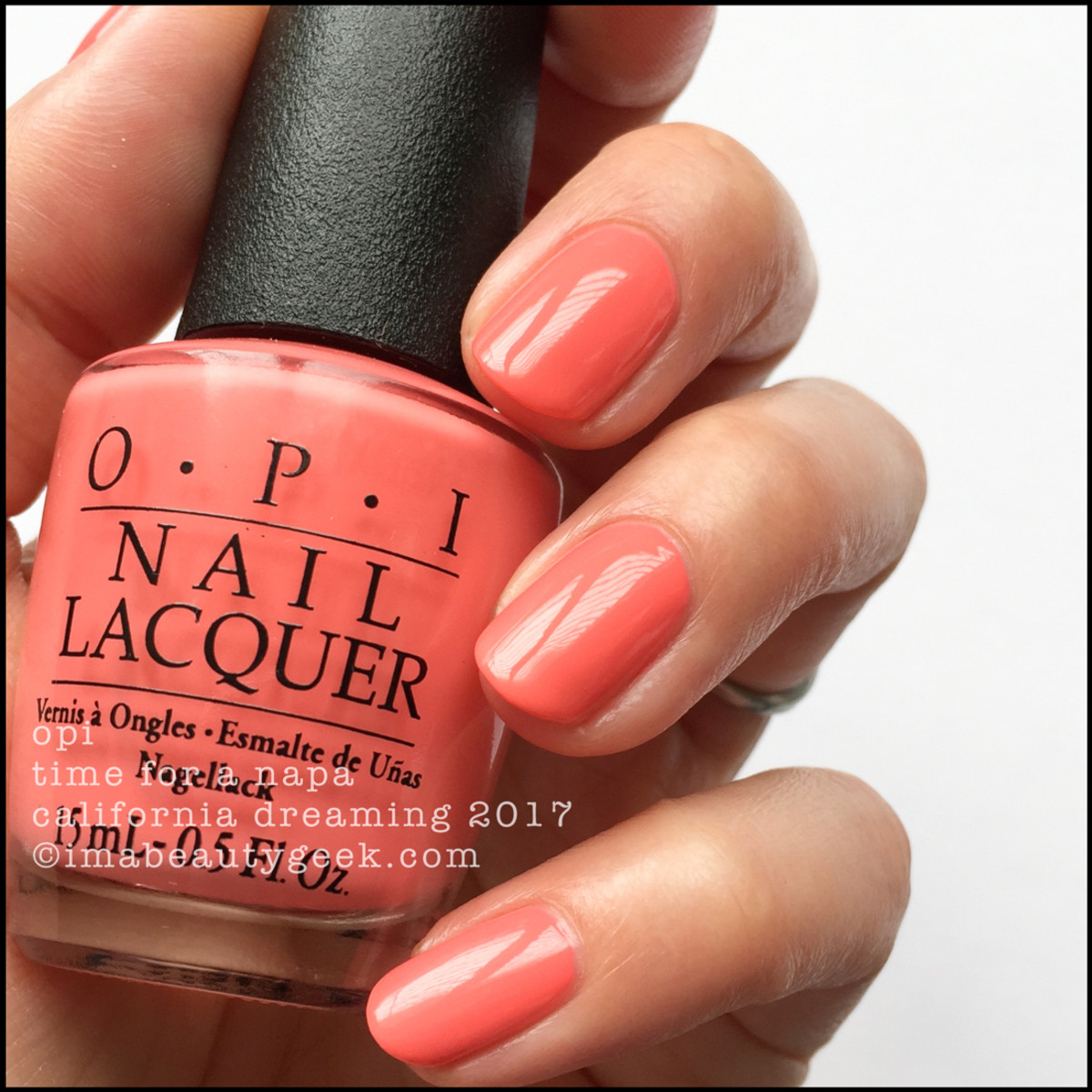 OPI Time For A Napa _ OPI California Dreaming Collection Swatches 2017
