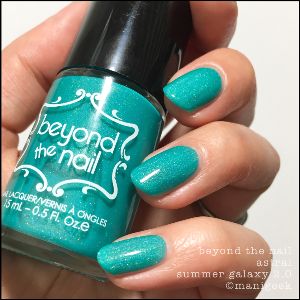 Beyond the Nail Astral - Summer Galaxy 2.0