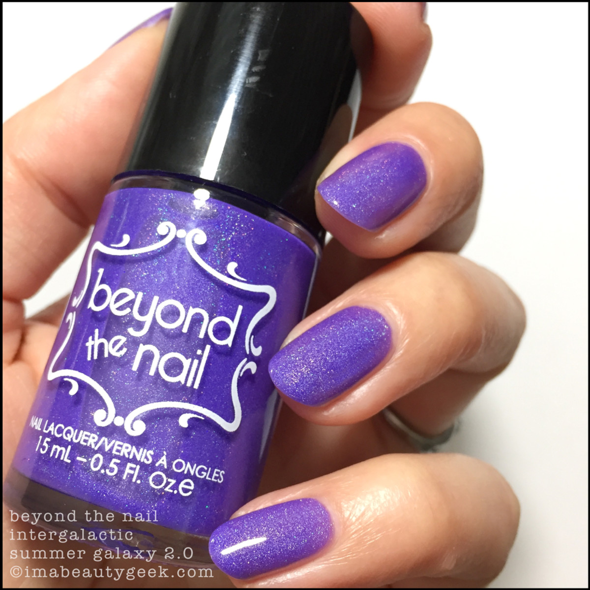 Beyond the Nail Intergalactic - Summer Galaxy 2.0 Collection 2017
