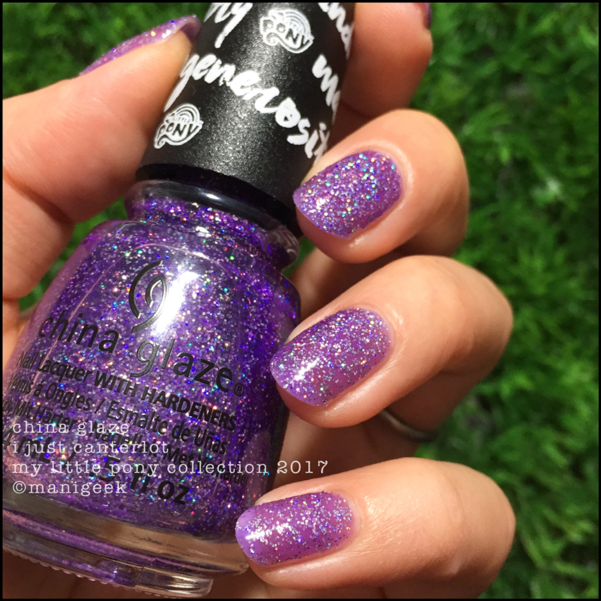 China Glaze I Just Canterlot - My Little Pony Collection 2017