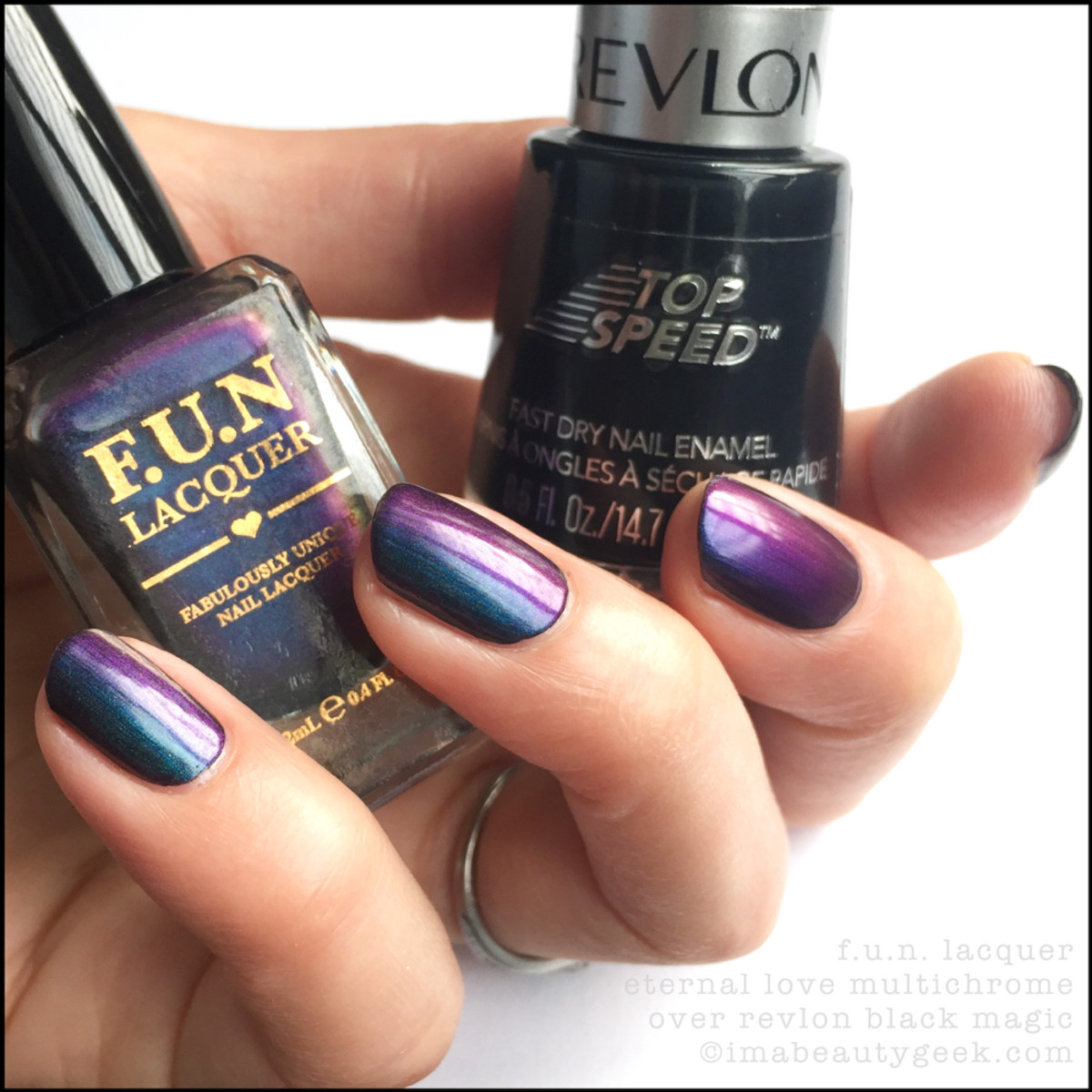 FUN Lacquer Eternal Love Swatches _H6